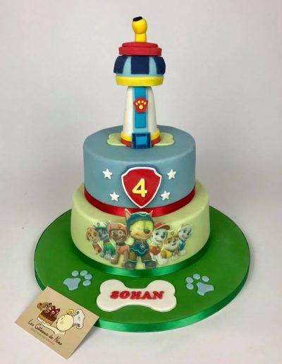 Gâteau anniversaire original et personnalisé - Les Gâteaux de Nino aux Achards en Vendée - birthday cake